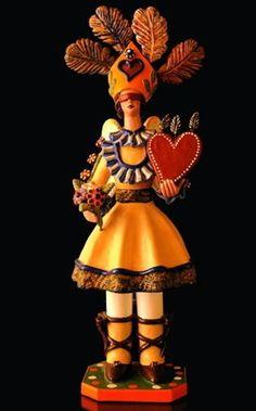 Bonecos tradicionais de Estremoz