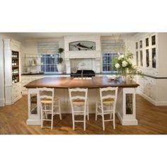 Cottage kitchen, Habersham Home