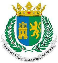 Escudo de armas de la ciudad de Mérida
