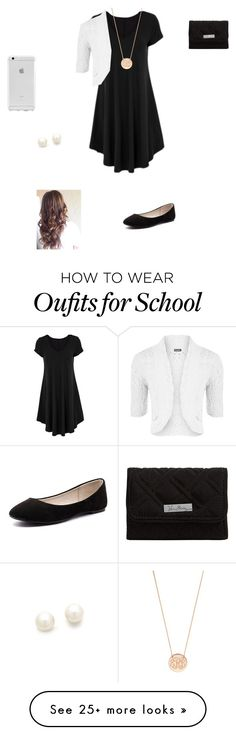 """""""Day 7-Christmas Dinner+ Opening Gifts"""" by hquate on Polyvore featuring WearAll, Verali, Vera Bradley, Kenneth Jay Lane, BaubleBar and KarinasChristmas2k16"""