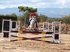 Afrontando los obstáculos 1,10 Mt
