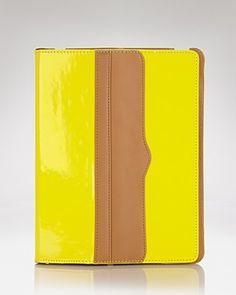 Rebecca Minkoff iPad Case - Neon   Bloomingdale's