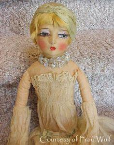 Frau Wulf's Boudoir Doll Blog: September 2010