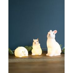 Woodland Animal Nightlight