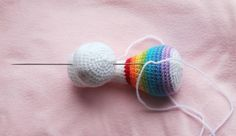 Crochet horse amigurumi pattern free