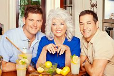 Paula Deen The Lady and Sons 102 West Congress St. Savannah, GA 31401