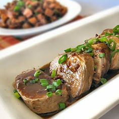 The Other Side of Fifty: Asian Pork Tenderloin