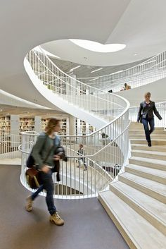 University of Helsinki City Campus Library, Helsinki , 2012