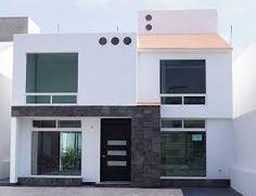 Resultado de imagen para fachadas casas simples e pequenas