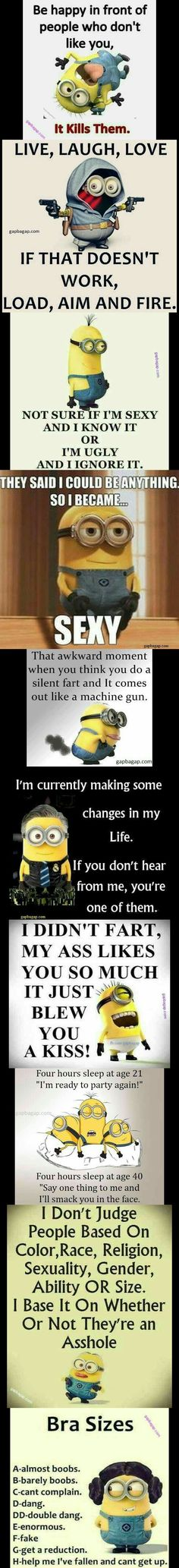 Top 10 #Funny #Minion #Jokes