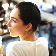 HAIR INSPIRATION: THE SHORT EFFORTLESS PONYTAIL