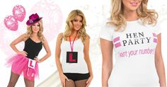 If you are wondering where to buy hen party accessories and decorations in Ireland, Celebrate It is a best online party supply store and offers competitive prices. Party Supply Store, Online Party Supplies, Hen Party Accessories, Costume Shop, Halloween Fancy Dress, Decorations, T Shirts For Women, Costumes, Stylish