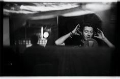 Joe Strummer in Studio, 1985