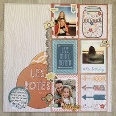 Les Rotes layout - Maria Delicata - Los Papeles de Mama