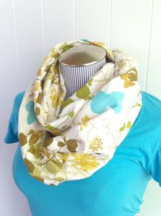 Spring time scarf