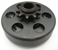 """Go-kart Clutch , centrifugal 10T 3/4"""" bore #40/41/420 Chain 1041 Aftermarket"""