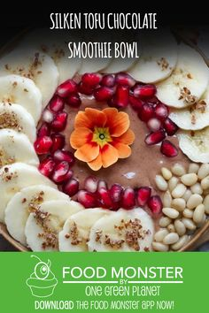 Welcome Green Monsters! One Green Planet is your online guide to making conscious choices that help people, animals and the planet. High Protein Vegan Recipes, Vegan Breakfast Recipes, Dessert Recipes, Tofu Breakfast, Plant Based Breakfast, Gluten Free Desserts, Dairy Free Recipes, Green News, Vegan News