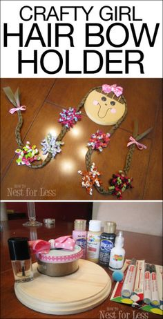 I've seen these at craft fairs before and always wanted to make one!!