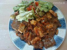 Morčacie medailónky s tofu
