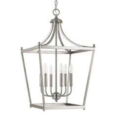 Jane 6-Light Foyer Pendant