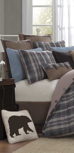 Woolrich Hadley Cabin Bedding Collection