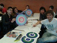 El crealogador de carloschurba realizado por alumnos de la cátedra de creatividad e innovación UB