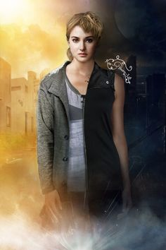 From Divergent to Insurgent, Tris has grown in more ways than one… See the talented Kimberley's amazing fan art and more at www.TheDivergentFandom.com!