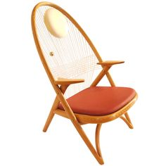 "Helge Vestergaard ""Racket Chair"" 