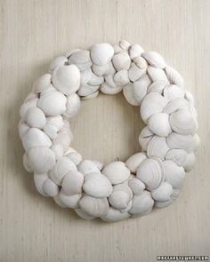 Clamshell Wreath How-to