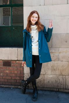 Best Outfit Ideas For Fall And Winter  160 Off-Duty Model Style Moments from the Streets of FashionMonth