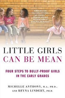 Help for bullying issues with young girls.