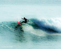 Surf's up, ya'll.
