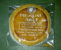 Pie Susu dari Oleh Oleh Khas Bali | Jimmy Sun