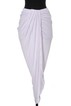 VOGUE   SEXY CLASSIC RUCHED SKIRT