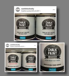 Turns any emulsion in to chalk paint