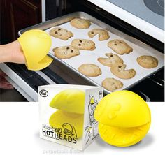 Start baking. | 25 Clever Ways To Feed Your Inner Geek