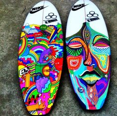 Cool Surfboards