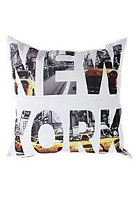 CUSHION 50X50 Urban Looks, Photo Wall, Cushions, Street, Home Decor, Throw Pillows, Photograph, Toss Pillows, Decoration Home
