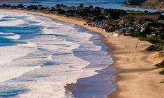 Stinson Beach - Photograph: Alamy