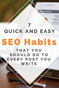 If you are looking for blogging success, you need to consider SEO for every blog post you create. Here are seven painless SEO steps for your content creation process that will up your SEO performance. These SEO tips will easily increase your search rankings and blog traffic from Google. #seo #searchengineoptimization #googlesearch #blogtraffic #seotips