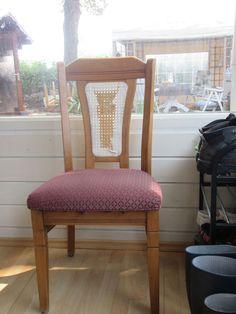 Oude stoel (deel 1)
