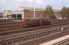 Railroad Tracks, Tube, Train Tracks