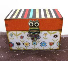 Love!! Use for kid quotes box?? ETA: I bought this box, and it is ADORABLE!! The pic does not do it justice!