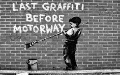 Banksy art wallpaper (17)