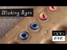 BJD | Making Eyes - Could be done using plastic beads (with one side filed flat), normal or photo paper glued on the bead and then clear glue, mod podge, or even acrylic nail gel over the top.
