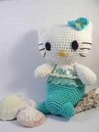 Hello Kitty Mermaid.