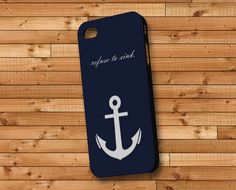 anchor iphone 5 case iphone 4s case por bonansa en Etsy, $15.89