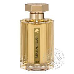 L'Artisan Parfumeur - Méchant Loup Top Note: Pepper, Licorice Heart Note: Hazelnut, Hazelnut Wood, Cedar Wood Base Note: Oakmoss, Lignum Vitae, Honey, Myrrh