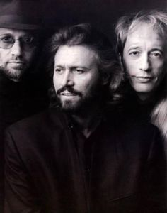 The Bee Gees - I have loved them since I first heard them back in the 60's. It saddens me to know that again the music (artists) dies and there will never be something new wrote and shared again.