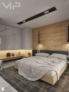 chambre a coucher design bois clair idee deco chambre ado tapis ...